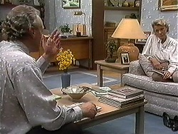 Jim Robinson, Helen Daniels in Neighbours Episode 1241