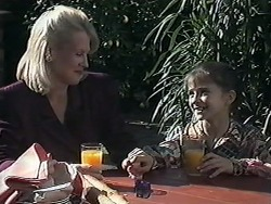 Rosemary Daniels, Tracey Dawson in Neighbours Episode 1246