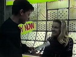 Josh Anderson, Melissa Jarrett in Neighbours Episode 1246