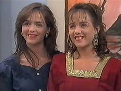 Caroline Alessi, Christina Alessi in Neighbours Episode 1246