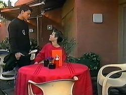 Josh Anderson, Todd Landers in Neighbours Episode 1246