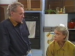 Jim Robinson, Helen Daniels in Neighbours Episode 1247