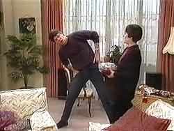Joe Mangel, Kerry Bishop in Neighbours Episode 1247
