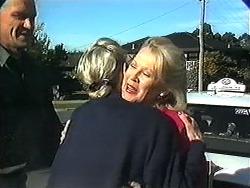 Jim Robinson, Helen Daniels, Rosemary Daniels in Neighbours Episode 1247