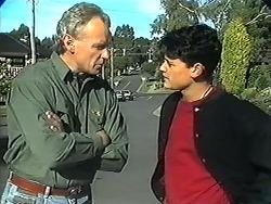 Jim Robinson, Josh Anderson in Neighbours Episode 1247