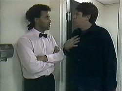 Eddie Buckingham, Joe Mangel in Neighbours Episode 1247