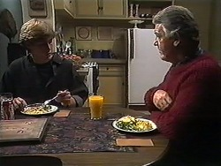 Ryan McLachlan, Clarrie McLachlan in Neighbours Episode 1248