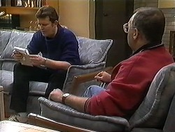 Des Clarke, Harold Bishop in Neighbours Episode 1248