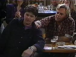 Joe Mangel, Wacker in Neighbours Episode 1248