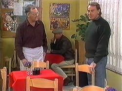 Harold Bishop, Doug Willis in Neighbours Episode 1248