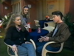 Annabelle Deacon, Gemma Ramsay, Roland in Neighbours Episode 1248