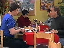 Des Clarke, Doug Willis in Neighbours Episode 1248