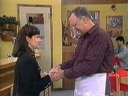 Suzanne Sharp, Harold Bishop in Neighbours Episode 1248