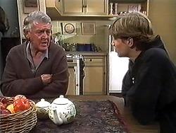 Clarrie McLachlan, Ryan McLachlan in Neighbours Episode 1248
