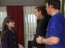 Cody Willis, Doug Willis, Des Clarke in Neighbours Episode 1248