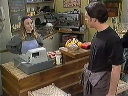 Gemma Ramsay, Matt Robinson in Neighbours Episode 1249