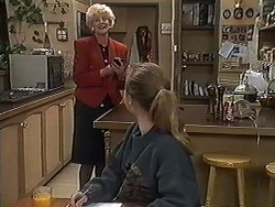 Madge Bishop, Gemma Ramsay in Neighbours Episode 1249
