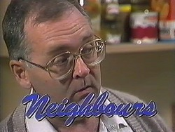 Harold Bishop in Neighbours Episode 1249