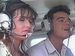 Caroline Alessi, Paul Robinson in Neighbours Episode 1250