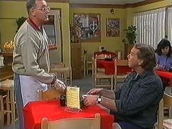 Harold Bishop, Doug Willis in Neighbours Episode 1250