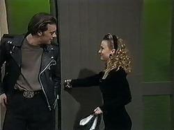 Matt Robinson, Gemma Ramsay in Neighbours Episode 1251