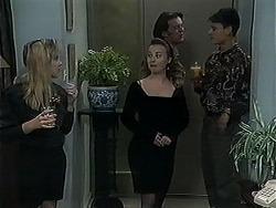 Melissa Jarrett, Gemma Ramsay, Matt Robinson, Josh Anderson in Neighbours Episode 1251