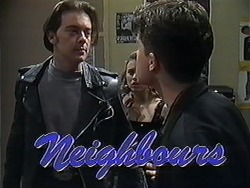 Matt Robinson, Gemma Ramsay, Roland in Neighbours Episode 1251