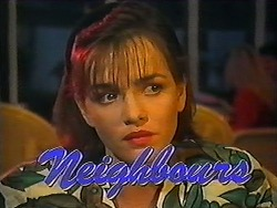 Caroline Alessi in Neighbours Episode 1252