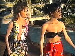 Christina Alessi, Caroline Alessi in Neighbours Episode 1253