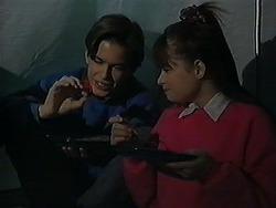 Todd Landers, Cody Willis in Neighbours Episode 1253