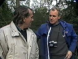 Doug Willis, Jim Robinson in Neighbours Episode 1253