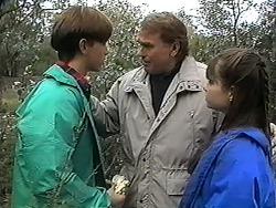 Todd Landers, Doug Willis, Cody Willis in Neighbours Episode 1253