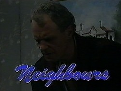 Jim Robinson in Neighbours Episode 1254