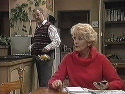 Harold Bishop, Madge Bishop in Neighbours Episode 1256