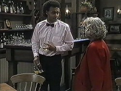 Eddie Buckingham, Helen Daniels in Neighbours Episode 1256