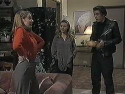 Melanie Pearson, Gemma Ramsay, Matt Robinson in Neighbours Episode 1257