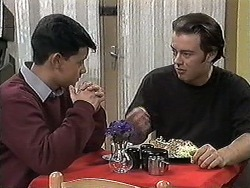 Josh Anderson, Matt Robinson in Neighbours Episode 1257