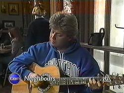 Darryl Cotton in Neighbours Episode 1257