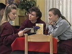 Melissa Jarrett, Tanya Walsh, Gemma Ramsay in Neighbours Episode 1257