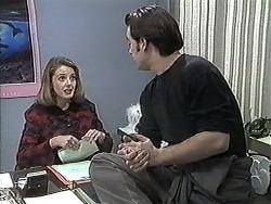 Melanie Pearson, Matt Robinson in Neighbours Episode 1257