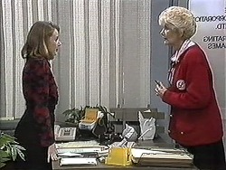 Melanie Pearson, Madge Bishop in Neighbours Episode 1257