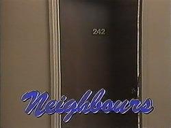 in Neighbours Episode 1257