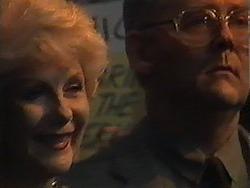 Madge Bishop, Harold Bishop in Neighbours Episode 1258