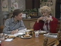 Gemma Ramsay, Madge Bishop in Neighbours Episode 1258