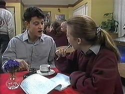 Josh Anderson, Gemma Ramsay in Neighbours Episode 1258