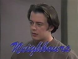 Matt Robinson in Neighbours Episode 1258