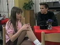 Cody Willis, Todd Landers in Neighbours Episode 1259