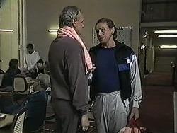 Jim Robinson, Doug Willis in Neighbours Episode 1259