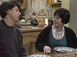 Joe Mangel, Kerry Bishop in Neighbours Episode 1259