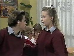 Todd Landers, Melissa Jarrett in Neighbours Episode 1259